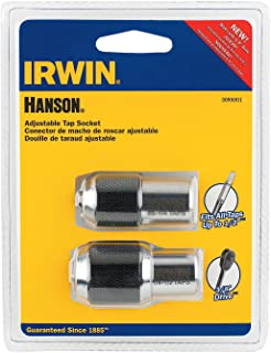 Hanson 3095001 2-Piece Adjustable Tap Socket