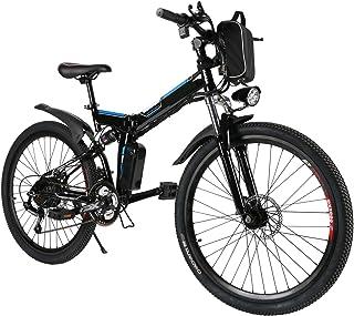 Amazon.es: bicicleta plegable