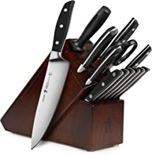 J.A. Henckels International Forged Distinction 14 Piece Knife Block Set