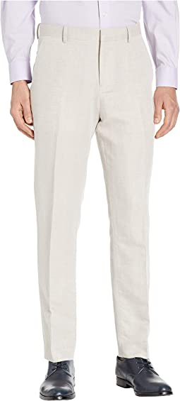 Modern Fit Linen Dress Pants