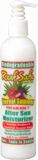 Reef Safe Beach Buff Eternal Summer Aloe Vera After Sun Moisturizer (8.45 FL OZ)