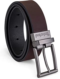 Timberland Boys Reversible Leather Belt for Kids