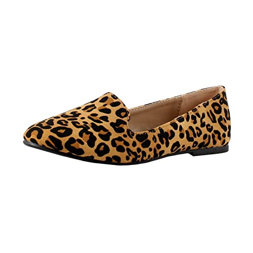 1ce49f4b617 Forever Link Women s Ballet Loafer-Flats Shoes Diana-81