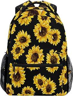Use4 Hipster Cat Union Jack Polyester Backpack School Travel Bag (Color9)