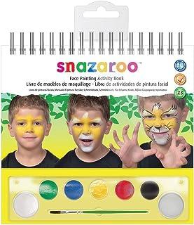 Snazaroo Face Painting Activity Kit
