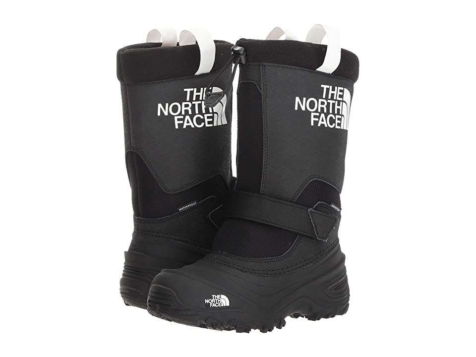 The North Face Kids Alpenglow Extreme III (Toddler/Little Kid/Big Kid) (TNF Black/TNF White) Kids Shoes