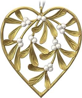 Hallmark Keepsake Christmas Ornament, Year Dated 2016 Our First Christmas Heart