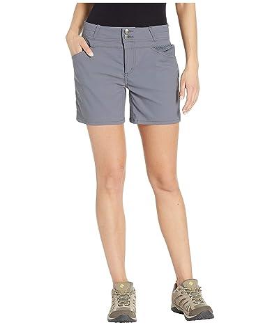 Marmot Devonian Shorts (Steel Onyx) Women