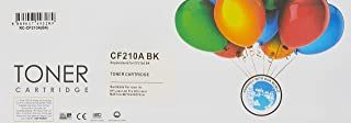 Nippon-ink CF210A (HP 131 A) Black For Use on HP Laser Colour Toners - LaserJet Pro series: M251nw and M276mw.