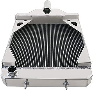CoolingCare 3 Row Aluminum Radiator for Case 430CK 580BCK 530CK 580CK 480B 480CK 580B (A35604 / A39344)
