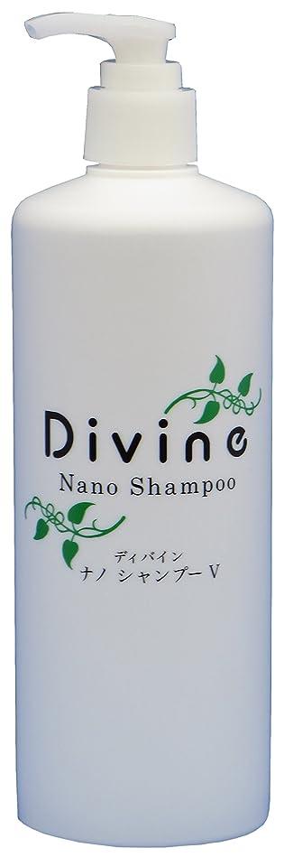 ウィスキーバルーン意味のあるディバイン ナノ シャンプーV 500ml