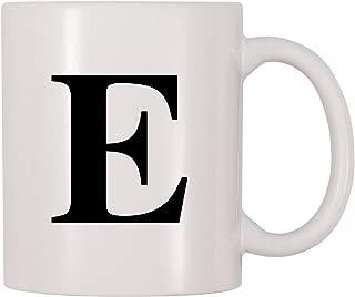4 All Times Formal Letter E Coffee Mug (11 oz)