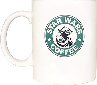 Star Wars yoda Mug, Coffee Cup Funny Mug Tea Birthday Gift for Him Unique Caffeine Addict Cute