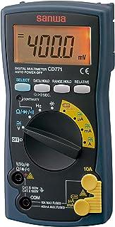 Sanwa Electric Instrument CD771 Hand-Multimeter Anzeige (Counts): 4000