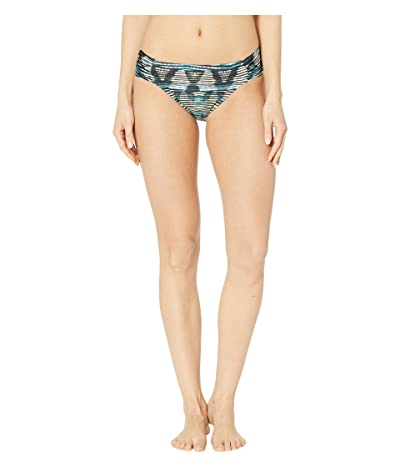 La Blanca Re-Fresh Side Shirred Hipster Bottoms (Blue) Women