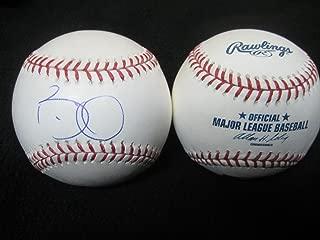 bobby bonilla signed baseball