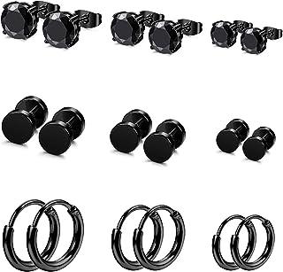 3c26c459b6b29 Amazon.com: earring set - Besteel
