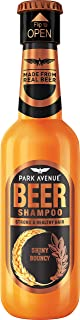 Park Avenue Beer Shampoo, Shiny and Bouncy, 350ml
