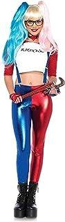 Fast Fashion Mujeres de Harley Quinn Suicidio Squad