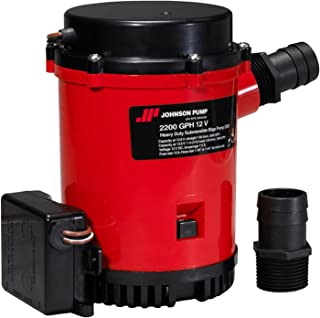 Johnson Pumps 2200 Auto Pump with Ultima Switch