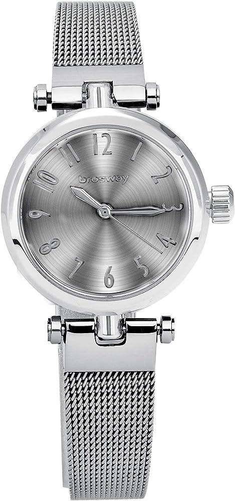 Brosway orologio per donna in acciaio 316l WOL46