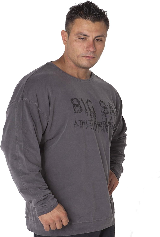 9e2f594e7c SM EXTREME SPORTSWEAR Bodybuilding Sweatshirt Hoody 4579 BIG jacket ...