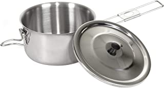 Stansport Solo Stainless Steel Cook Pot