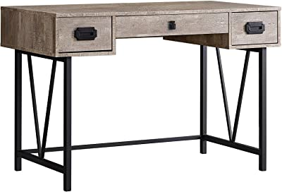 Monarch Specialties I I 7414 Computer Desk, Taupe