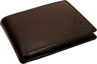 LOUIS STITCH Chocolate Brown Men's Wallet
