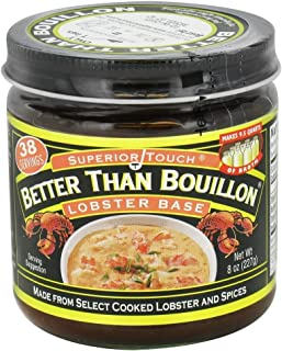 Better Than Bouillon Lobster Base broth 8.0 OZ (Pack of 2)