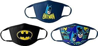 Kids Cloth Face Masks 3-Pack Batman Paw Patrol Ninja Turtles Jojo Siwa & More!