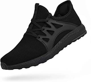 Men's Sneakers Mesh Ultra Lightweight Breathable Athletic Running Walking Gym Shoes