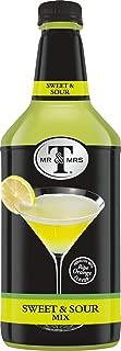 Mr & Mrs T Sweet & Sour Mix, 1.75 Liter Bottle (Pack of 6)