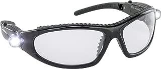 SAS Safety 5420-50 LED Inspectors Safety Glasses