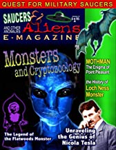 Saucers and Aliens Magazine. (English Edition)