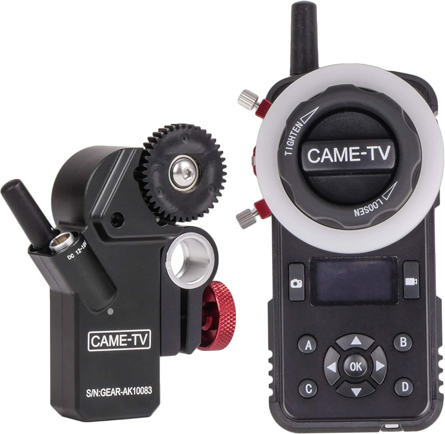 Came-TV Astral Max 59% OFF High-Torque Wireless Follow Max 85% OFF Con Focus Camera with