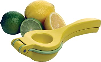 Amco 8-Inch Two-in-One Citrus Squeezer (8731)