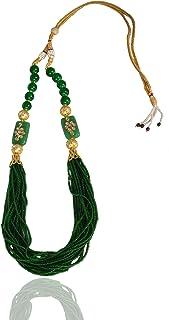 Sansar India Jewellery Set for Women (Multi-Colour) (966)