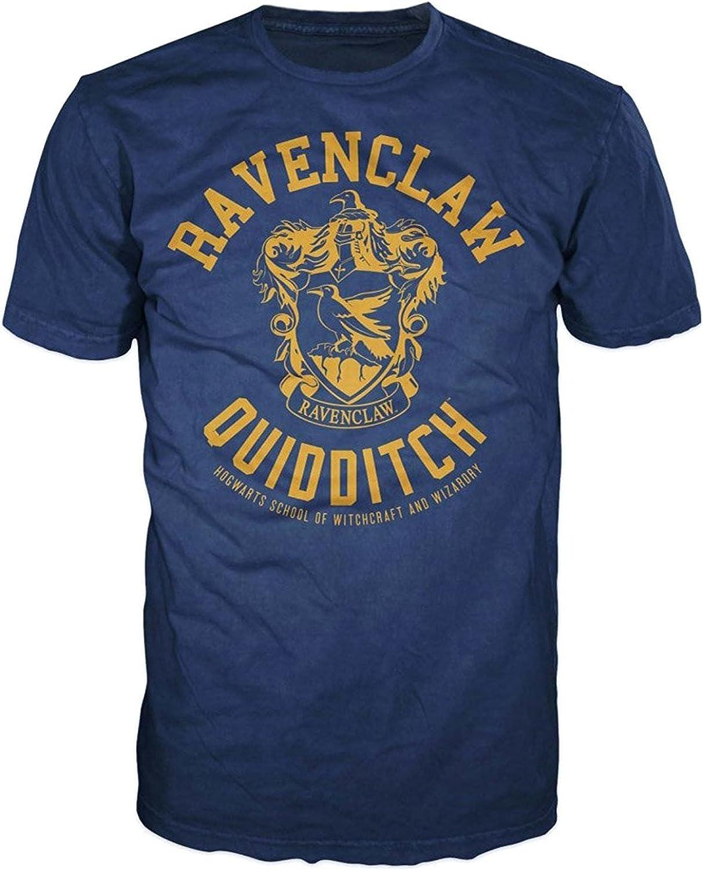 Hogwarts tshirt market bag yellow blue