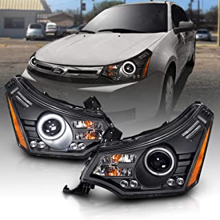 Best 2010 ford focus projector headlights Reviews