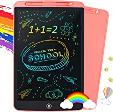 BDBKMG LCD Writing Tablet, Colorful Doodle Board for Kids, Electronic Drawing Tablet, Educational Drawing Tablet Drawing P...
