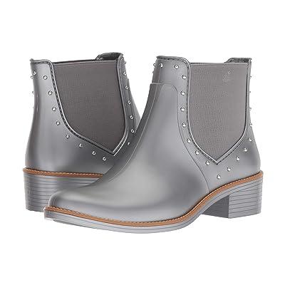 Bernardo Peyton Rain Boot (Pewter Rubber) Women