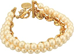 Gold/Ivory Pearl