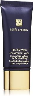 Estee Lauder Double Wear Maximum Cover Camouflage Makeup Spf 15 - # 3c4 Medium/deep Foundation For Women 1 oz