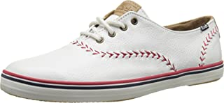 Keds Women's Champion Pennant Leather Sneaker