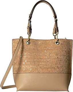 Unlined Cork Tote