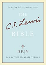 NRSV, The C. S. Lewis Bible, Hardcover: For Reading, Reflection, and Inspiration