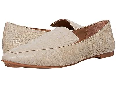 Steve Madden Gemmy Flat (Taupe Croco) Women