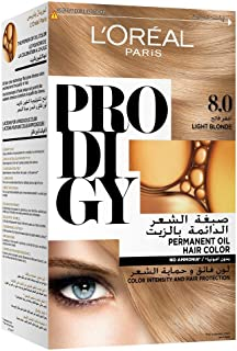 L'Oreal Paris Prodigy, 8.0 Light Blonde