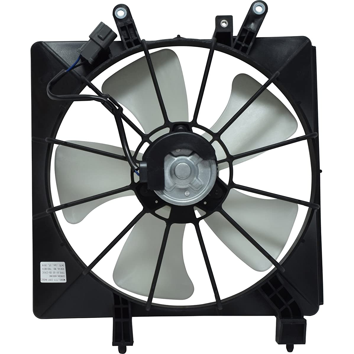 Universal Air Conditioner FA 50301C Engine Cooling Fan Assembly